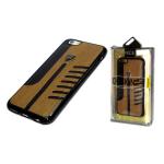 Силиконовый чехол IPhone 6 Plus/6S Plus HaoYe светло-коричневый