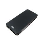Чехол-книга MOFI для Xiaomi Redmi 5 Plus с силиконовым основанием и подставкой, черный