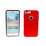 Задняя крышка Samsung A520F Galaxy A5 2017 Monarch 360 двухсторонний, красная