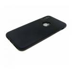 Силиконовый чехол Huawei Honor 9 Lite  Rock черный