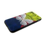 Задняя крышка Huawei Honor 9 Lite  брошь на фоне узоров, бабочка