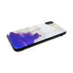 Задняя крышка Samsung A600 Galaxy A6 (2018) хамелеон, природа, две плюшевые игрушки в обнимку