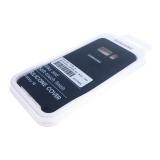 Силиконовый чехол Samsung Galaxy A30s Silicone Cover Silky and Soft-touch finish, черный