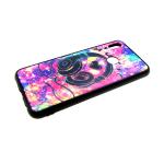 Задняя крышка Huawei Honor 10 Lite/P Smart 2019 поверхность матового кристаллика с рис, music