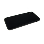 Силиконовый чехол Huawei Honor 20 Pro Matte Case матовый, черный
