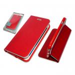 Чехол-книга Monarch Elite Iphone X с силиконовым основанием красный