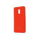 Силиконовая накладка Cherry для Nokia 6 красный