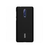 Силиконовая накладка Cherry для Nokia 8 черный