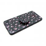 Силиконовый чехол Iphone 6/6S в комплекте с popsockets, рисунок №2