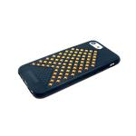 Силиконовый чехол Xiaomi Redmi Note 4X с шипами, черный
