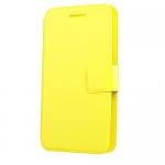 Универсальный чехол-книжка Activ Magic Spring 3.8-4.4 (yellow) арт.41544