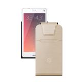 Deppa Чехол для смартфонов Flip Fold M 4.3''-5.5'', золотой