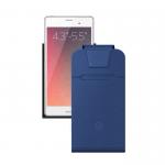 Deppa Чехол для смартфонов Flip Fold M 4.3''-5.5'', синий