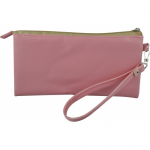 Чехол-кошелек Lady 5/5-6 на молнии универсальный размер XXL (розовый)