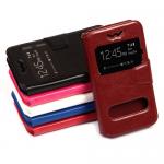 Чехол универсальный для смартфонов 5.3-5.8 арт.008500-1 (коричневый)