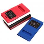 Чехол универсальный для смартфонов 5.5-6.0 арт.008500-2 (коричневый)