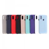 Панель Soft Touch для Xiaomi Redmi Note 7, арт. 007002 (Черный)