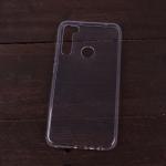 Силиконовый чехол для Xiaomi Redmi Note 8, 1 мм, арт.008291-1 (Прозрачный)