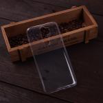 Силиконовый чехол для Xiaomi Redmi Note 8 Pro, 1 мм, арт.008291-1 (Прозрачный)