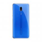 Силиконовый чехол TPU 0,1 прозрачный для Xiaomi Redmi 8A