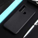 Чехол ТПУ карбон для Xiaomi Redmi Note 8 Pro, арт.011068 (Черный)