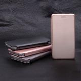 Чехол-книжка для Xiaomi Redmi 3S, арт.009805 (Черный)