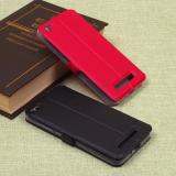 Чехол-книжка для Xiaomi Redmi 5A, арт.002017 (Красный)