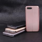Чехол-книжка для Xiaomi Mi6, арт.009805 (Розовое золото)
