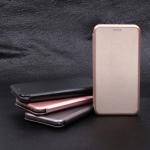 Чехол-книжка для Xiaomi Redmi Note 3/3 Pro, арт.009805 (Черный)