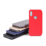 Чехол-книжка для Xiaomi Mi Play, арт.009805 (Черный)