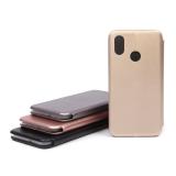 Чехол-книжка для Xiaomi Mi8, арт.009805 (Серый)