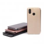 Чехол-книжка для Xiaomi Mi8, арт.009805 (Розовое золото)