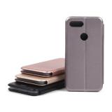 Чехол-книжка для Xiaomi Mi8 Lite, арт.009805 (Серый)