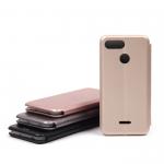 Чехол-книжка для Xiaomi Redmi 6, арт.009805 (Розовое золото)