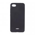 Чехол ТПУ для Xiaomi Redmi 6A, арт.009486 (Черный)