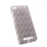 Чехол силиконовый KissWill для XIAOMI Redmi 4A, тонкий, прозрачный, матовый, цвет: чёрный