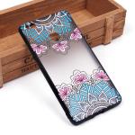 Чехол Кружево для Xiaomi Mi4S, арт.003613
