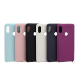 Панель Soft Touch для Xiaomi Redmi Note 5/5 Pro, арт.007002 (Темно-синий)