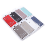 Панель Soft Touch для Xiaomi Redmi S2, арт. 007001 (Черный)