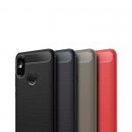 Противоударный чехол для Xiaomi Mi A2 (Mi 6X), арт. 009508 (Темно-синий)
