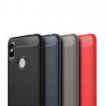 Противоударный чехол для Xiaomi Redmi S2, арт. 009508 (Темно-синий)
