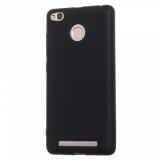 Чехол ТПУ для Xiaomi Redmi 3S, арт.009486 (Черный)