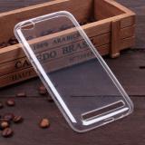 Силиконовый чехол для Xiaomi Redmi 5A, 1 мм, арт.008291-1 (Прозрачный)