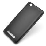 Накладка силиконовая для Xiaomi Redmi 4A, черная