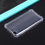 Силиконовый чехол для Xiaomi Redmi Go, 1 мм, арт.011011 (Прозрачный)