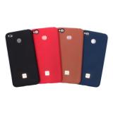 Чехол ТПУ для Xiaomi Redmi 4A, арт.010005 (Черный)