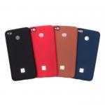 Чехол ТПУ для Xiaomi Redmi 4A, арт.010005 (Коричневый)