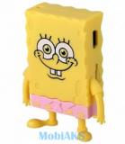 MP3 плеер Спанч Боб арт.45967 желто-розовый