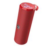 Колонка BLUETOOTH HOCO BS33, цвет: красный
