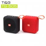 Портативная музыкальная колонка TG505 с bluetooth, арт.011194 (Черный)